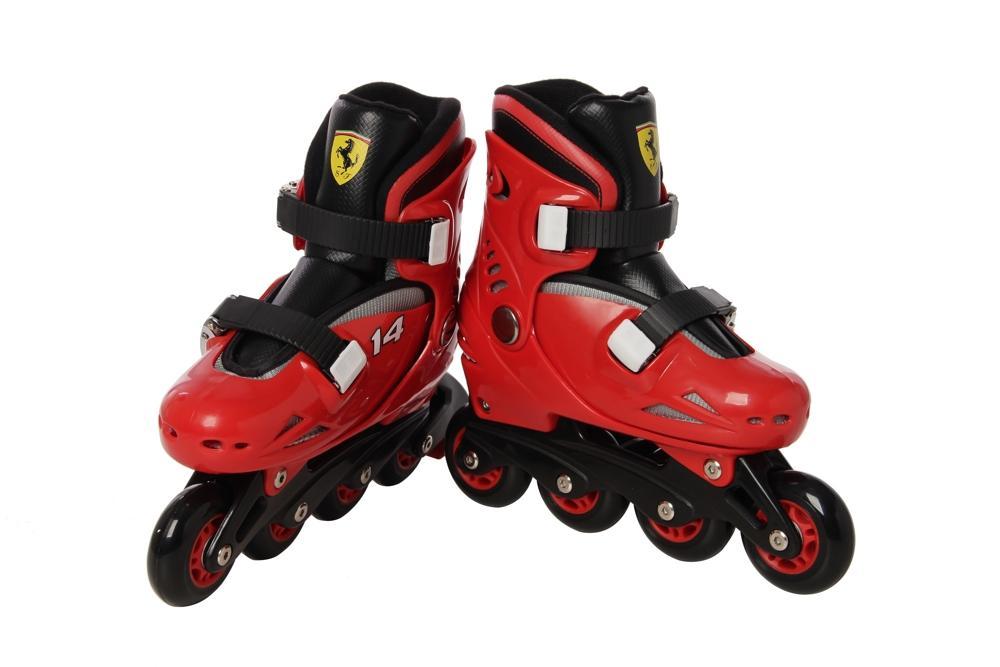 Ferrari Inliner Junior rot
