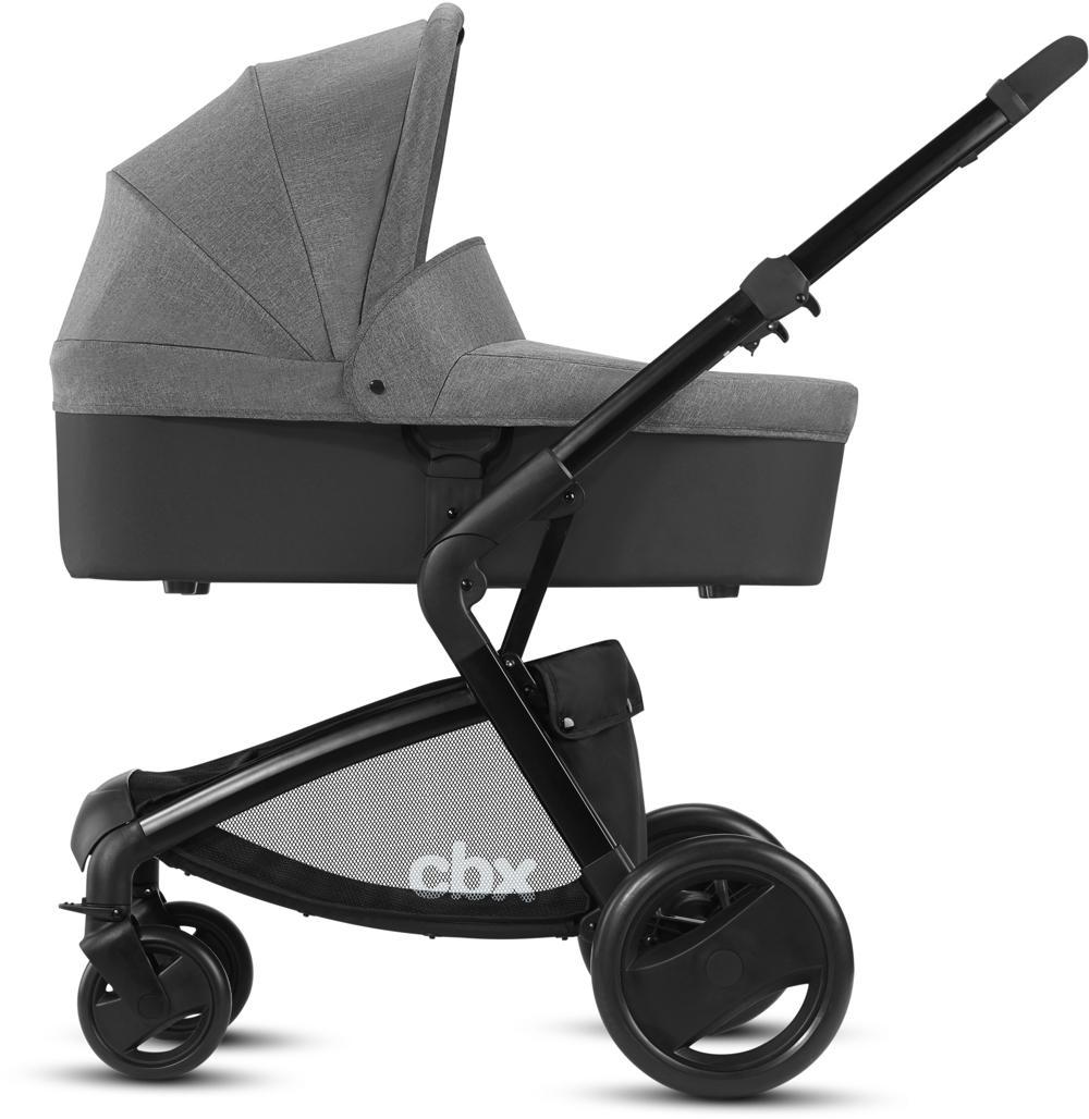 CBX Kombikinderwagen BIMISI PURE Comfy Grey