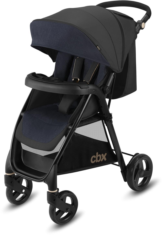 CBX Sportkinderwagen MISU Jeansy Blue