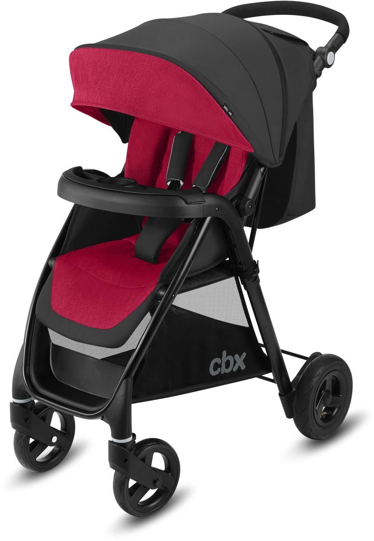 CBX Sportkinderwagen MISU AIR Crunchy Red