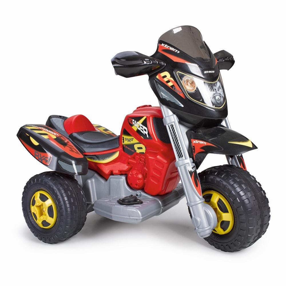 Trike Red Racer 6 Volt
