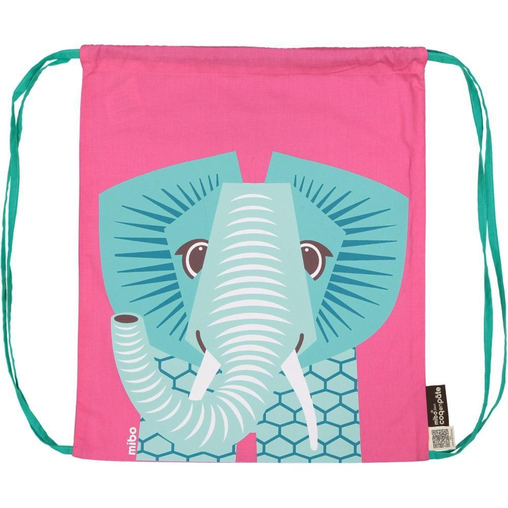 Sportbeutel Elefant
