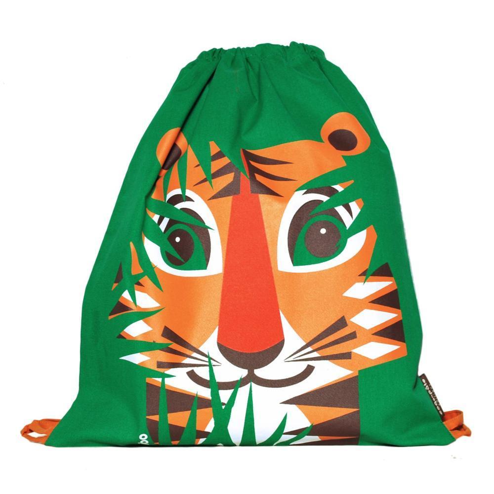 Sportbeutel Tiger