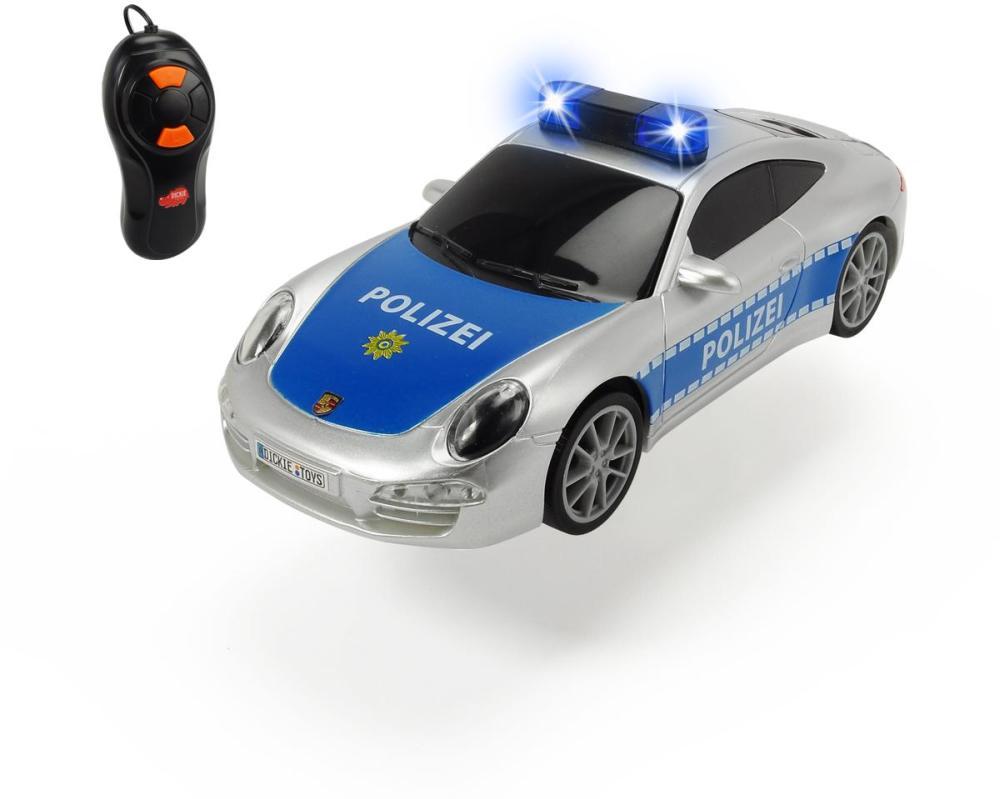 Porsche Polizei Kabelsteuerung