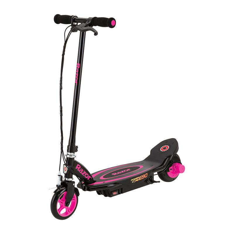 E-Scooter Power Core E90 pink