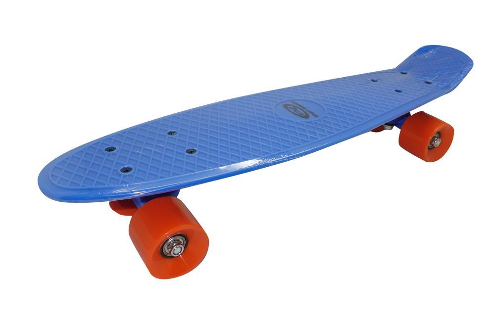 Pennyboard blau