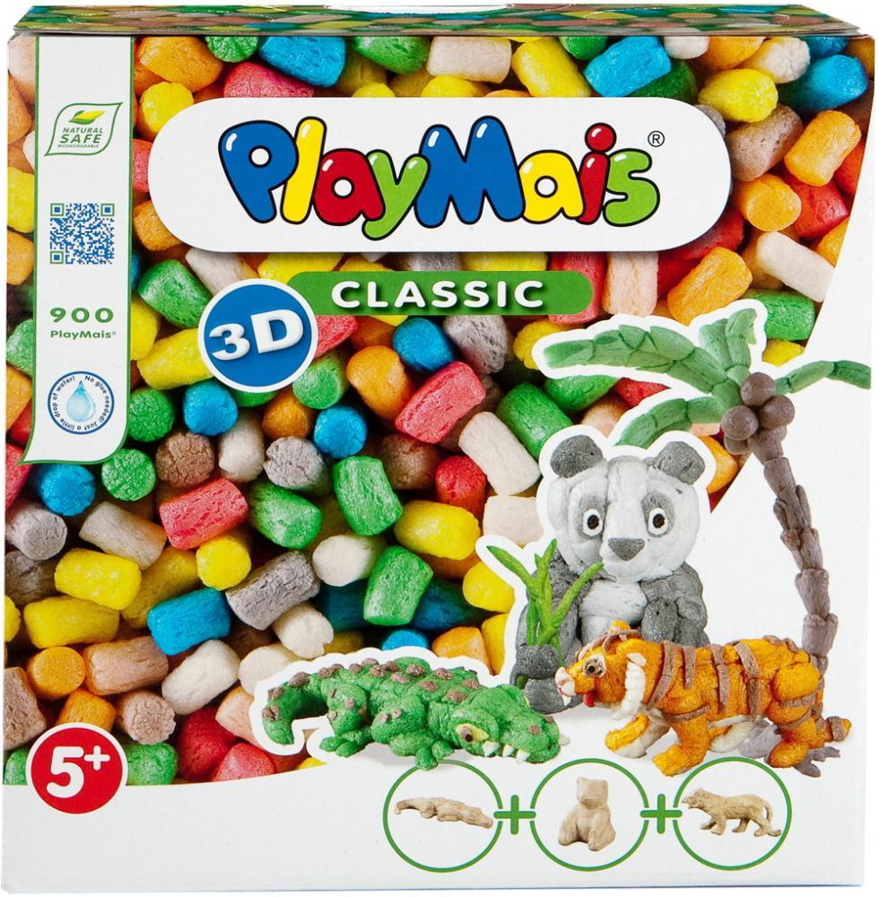 PlayMais 3D Wild Animals