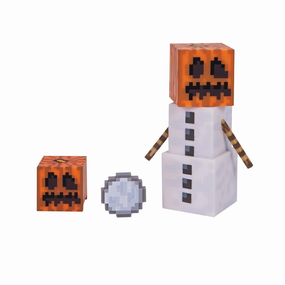 Minecraft Schneegolem