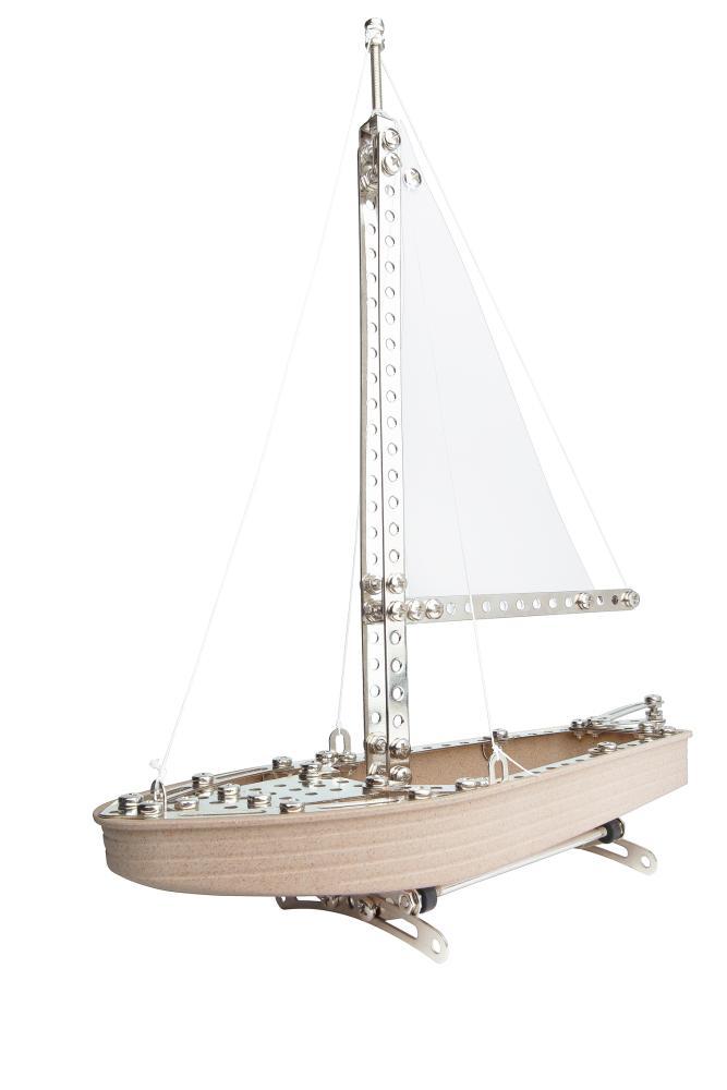 eitech Metallbaukasten Boote
