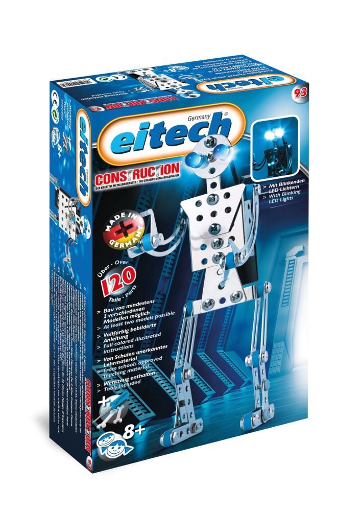 eitech Metallbaukasten Roboter