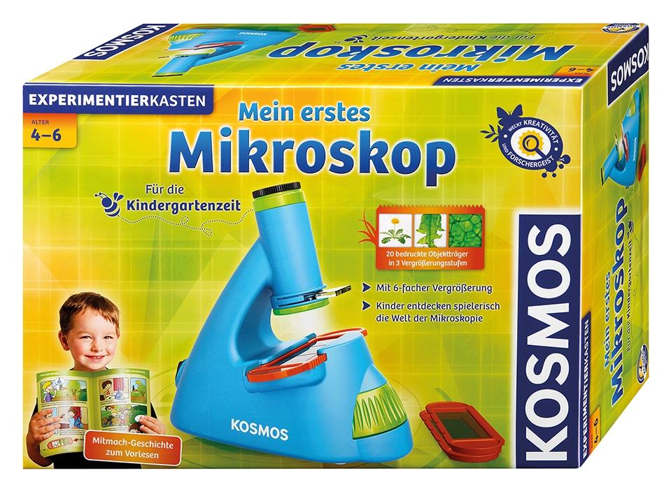 KOSMOS Mein erstes Mikroskop
