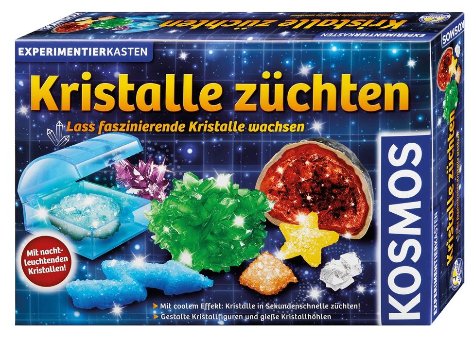 Image of Experimentierkasten Kristalle züchten