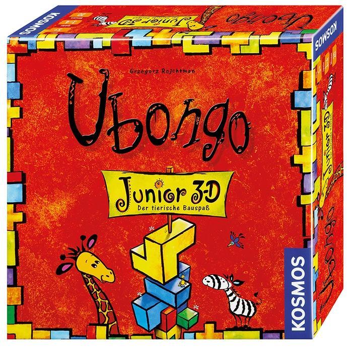 KOSMOS Ubongo Junior 3-D