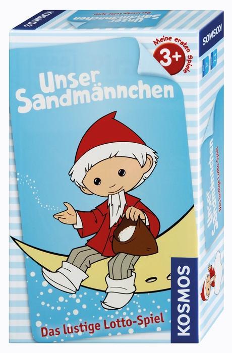 KOSMOS Unser Sandmännchen Bilderlotto