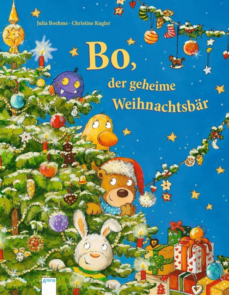 Bo, der geheime Weihnachsbär