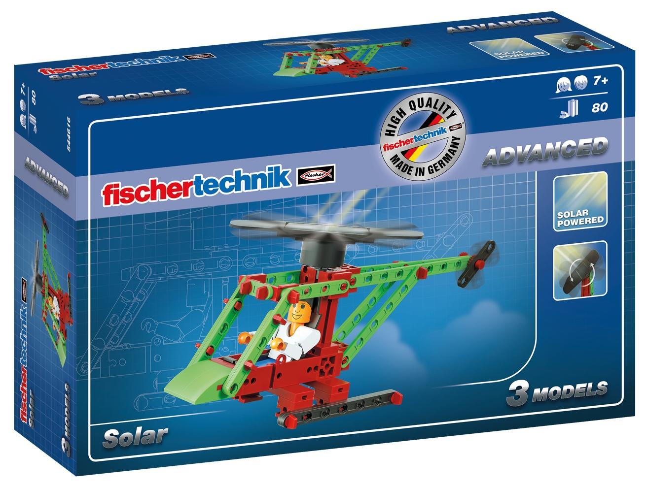 Fischertechnik Advanced Solar 3 Modelle