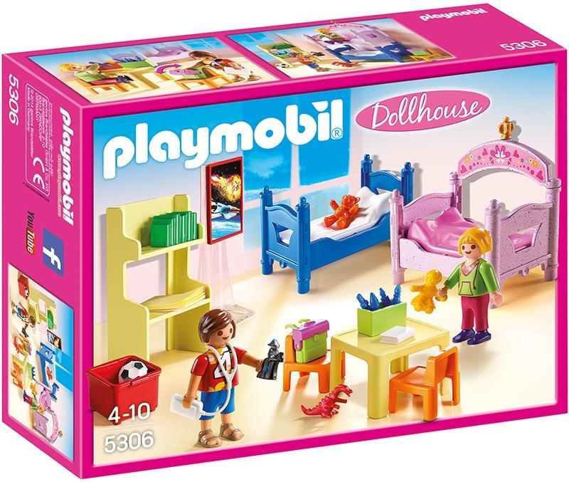 Playmobil buntes kinderzimmer 5306 preisvergleich buntes for Kinderzimmer play 01