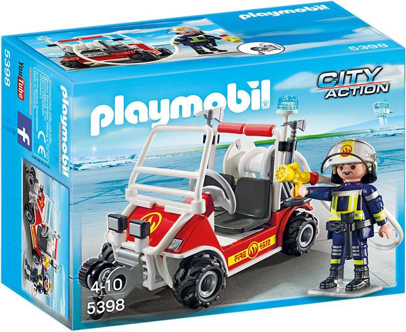 PLAYMOBIL® 5398 Feuerwehrkart