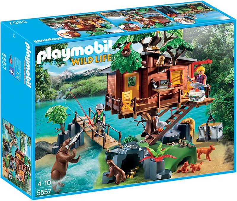 PLAYMOBIL 5557 Abenteuer Baumhaus
