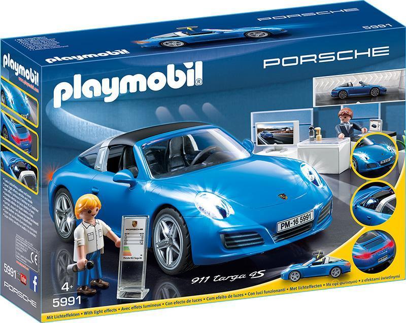 PLAYMOBIL® 5991 Porsche 911 Targa 4S