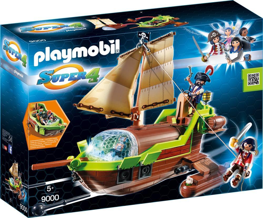 PLAYMOBIL 9000 Piraten-Chamäleon mit Ruby