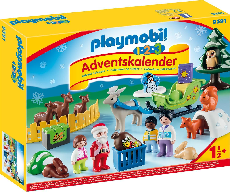 - PLAYMOBIL 9391 Adventskalender Waldweihnacht - Onlineshop Spiele Max