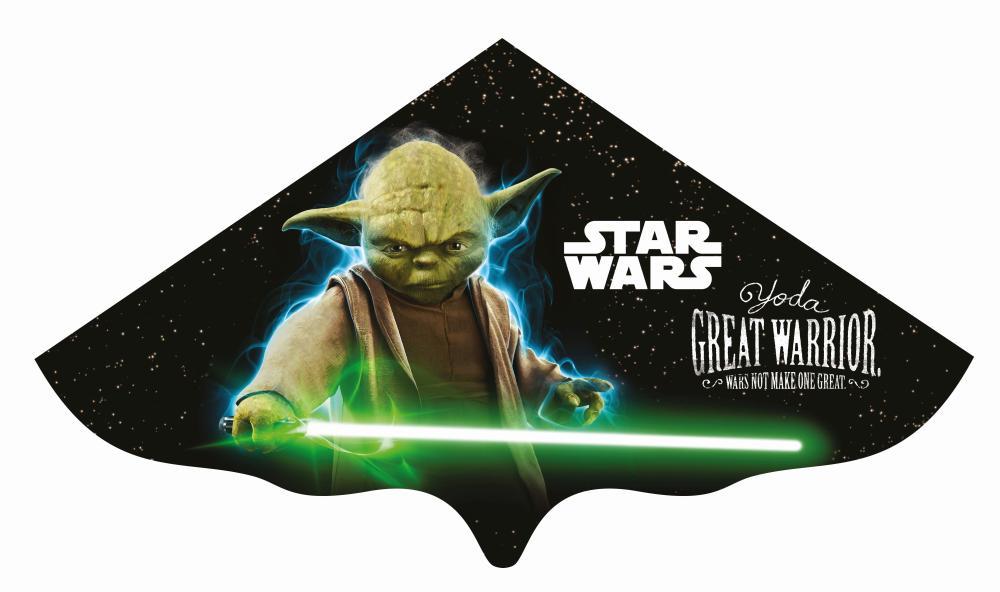 Günther Kinderdrache Star Wars Yoda