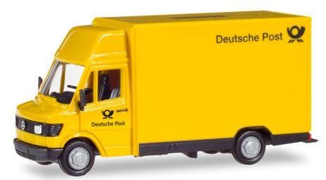 Herpa 094207 BASIC MB 207D Kögel Deutsche Post