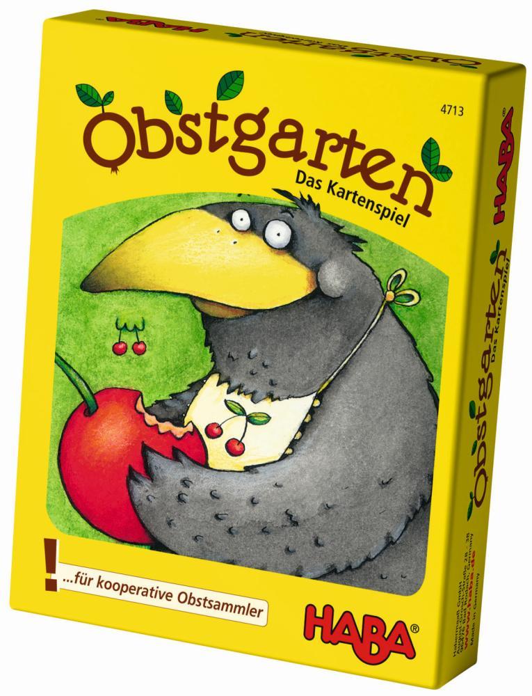 HABA Kartenspiel Obstgarten