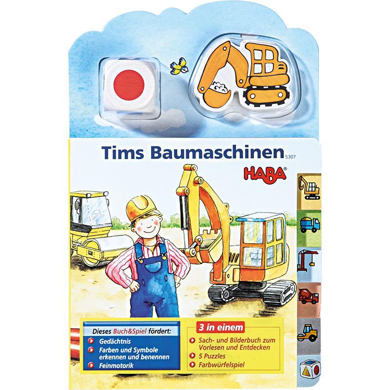 HABA Tims Baumaschinen