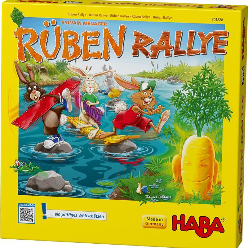 HABA Rüben-Rallye