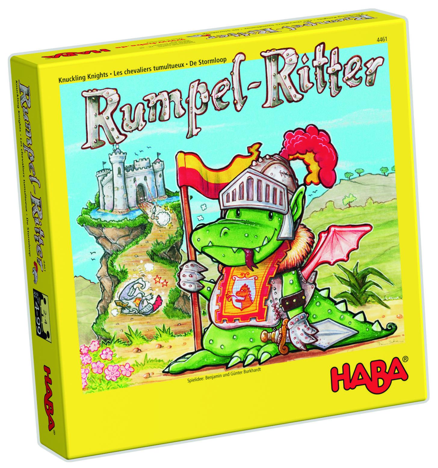 HABA Rumpelritter 335-4461