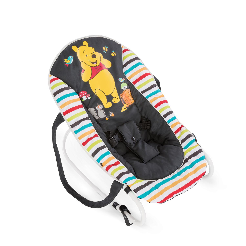 Hauck Babywippe Rocky Winnie the Pooh Geo