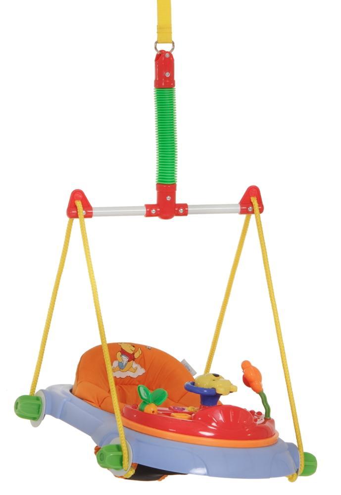 Hauck Baby Türhopser Jump Deluxe Winnie the Pooh