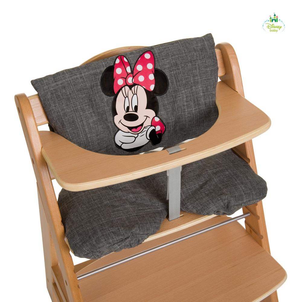 Hauck Hochstuhlauflage Deluxe Minnie Mouse