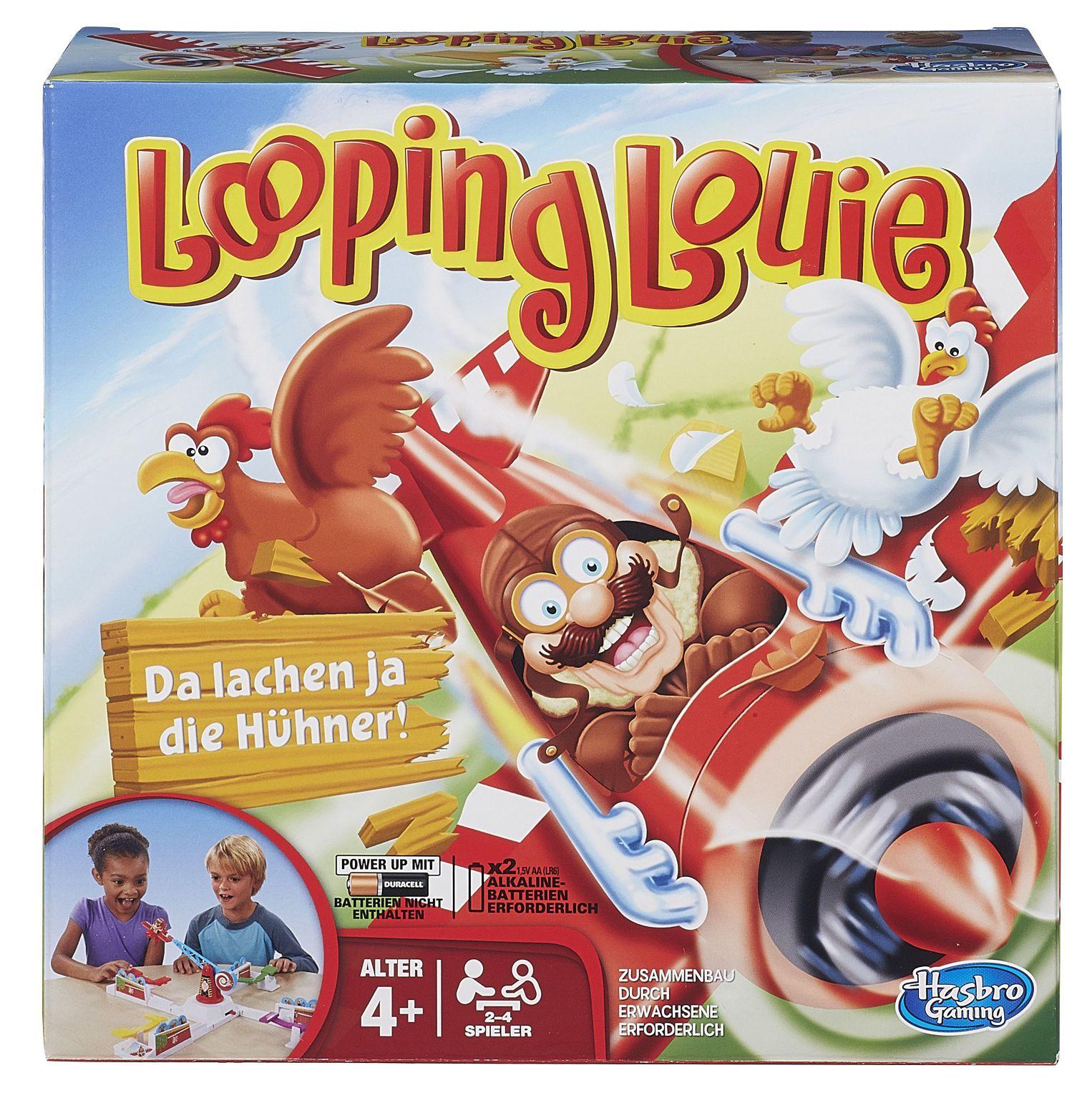 Image of Hasbro 15692398 - Looping Louie - Neuauflage