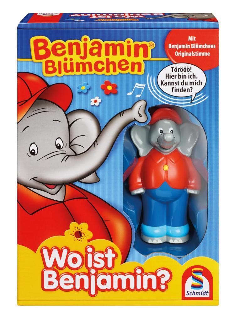 Benjamin Blümchen - Wo ist Benjamin