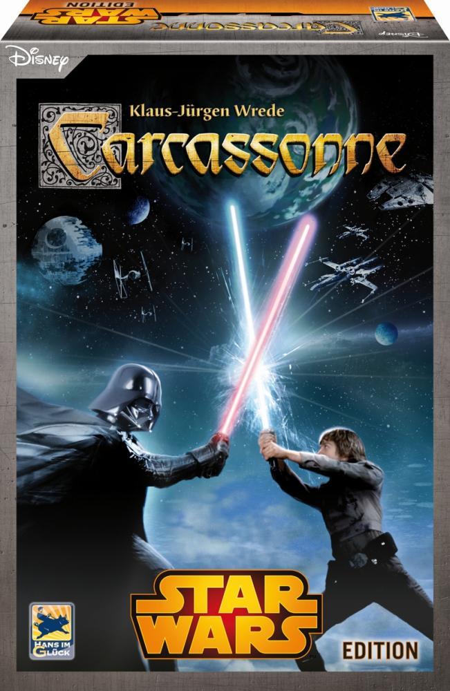 Schmidt Spiele Carcassonne Star Wars