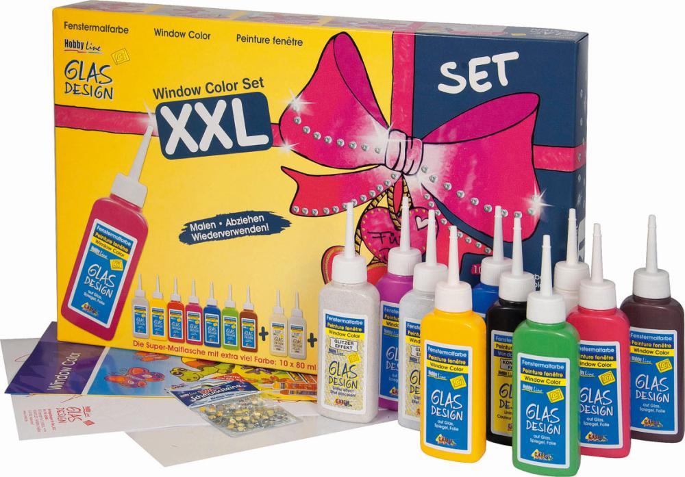 Window Color XXL Set