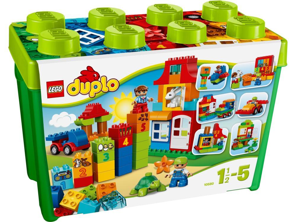 LEGO DUPLO 10580 Deluxe Steinebox