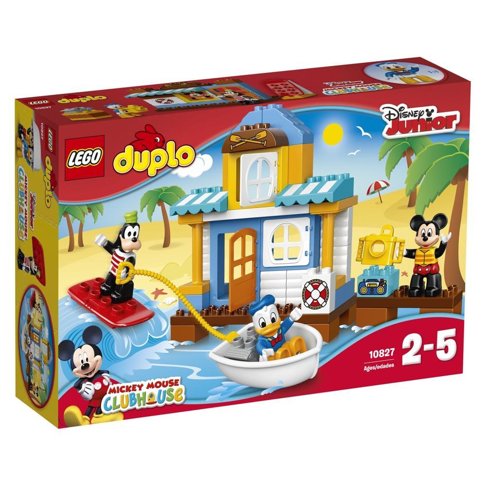 LEGO DUPLO 10827 Mickys Strandhaus