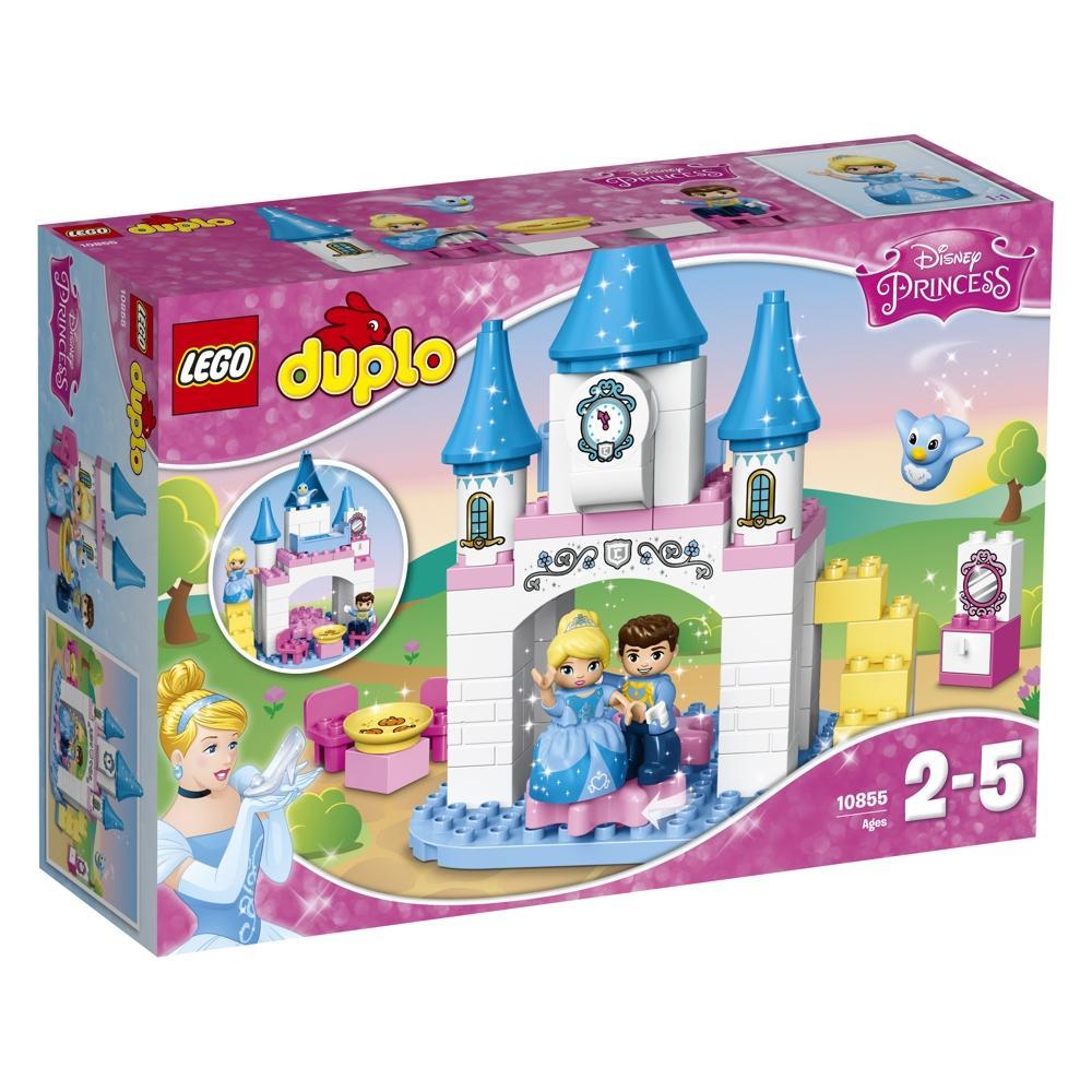 LEGO DUPLO 10855 Cinderellas Märchenschloss