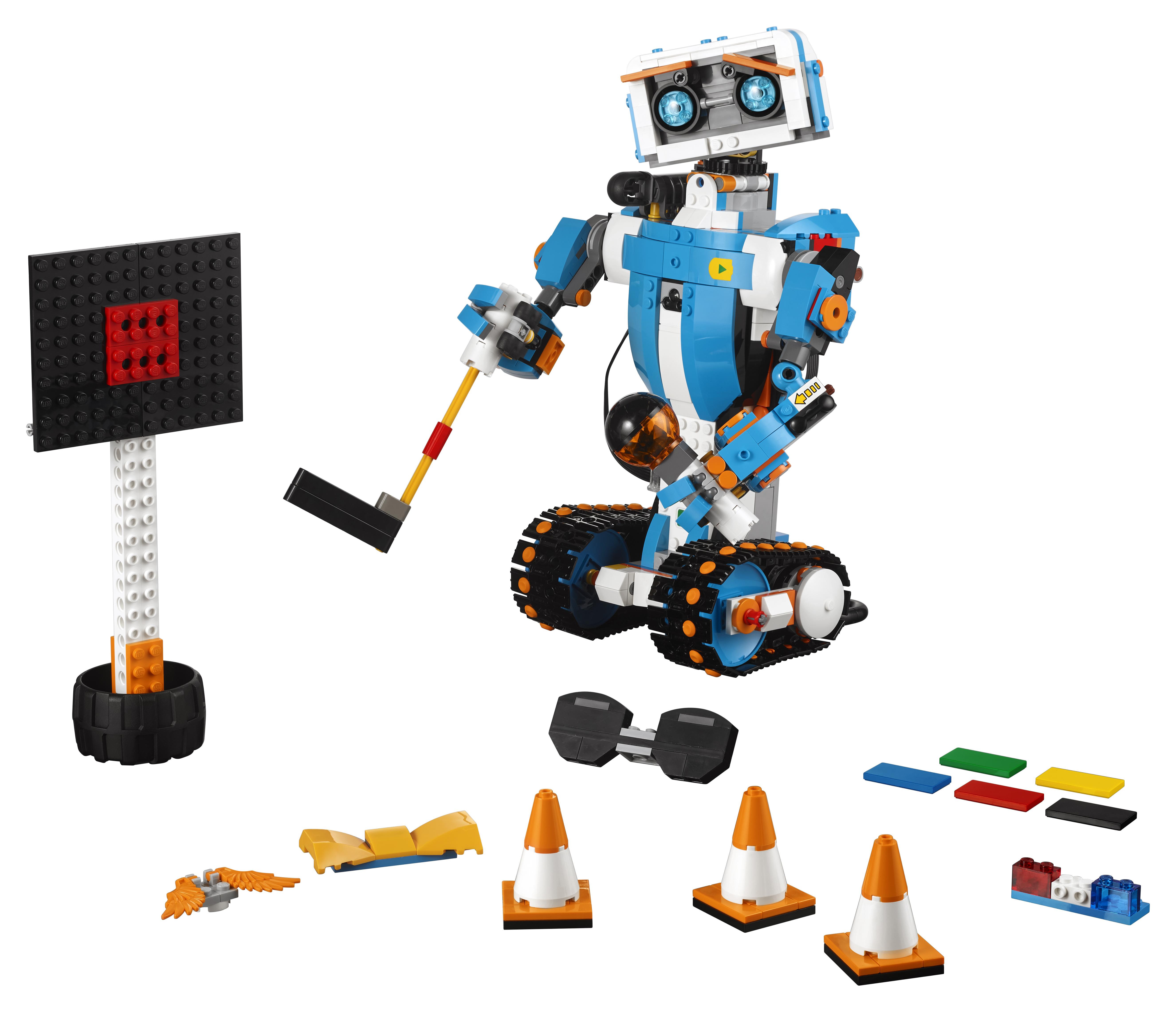 LEGO Boost 17101 Programmierbares Roboticset 500-17101