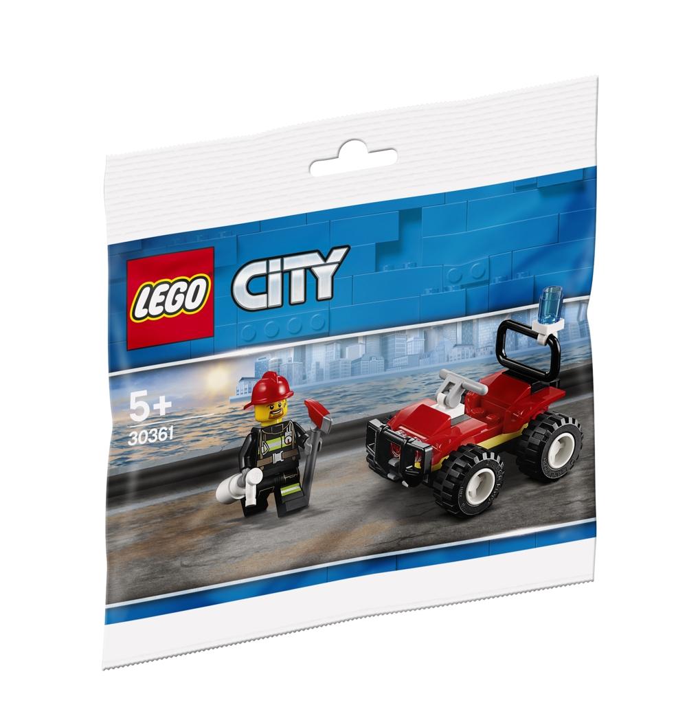 LEGO City 30361 Feuerwehr-Buggy