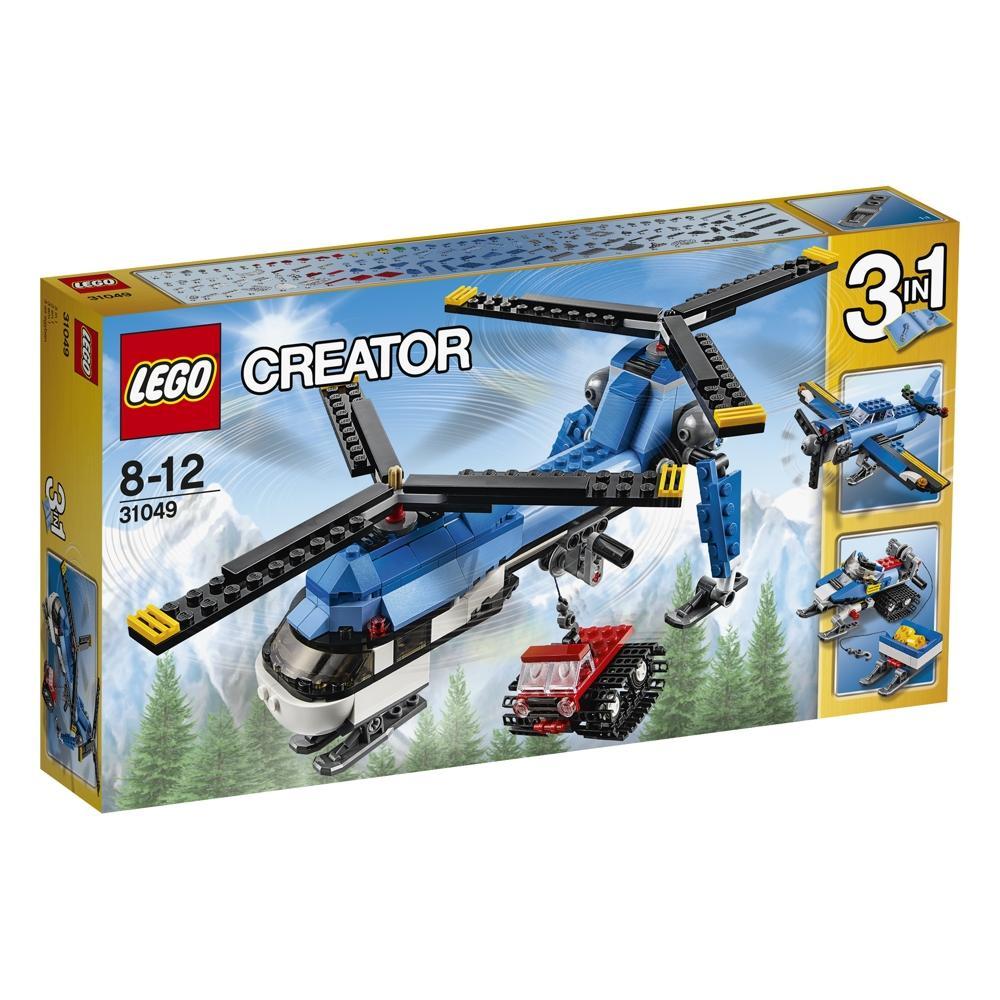 Lego Creator 31049 Doppelrotor-Hubschrauber