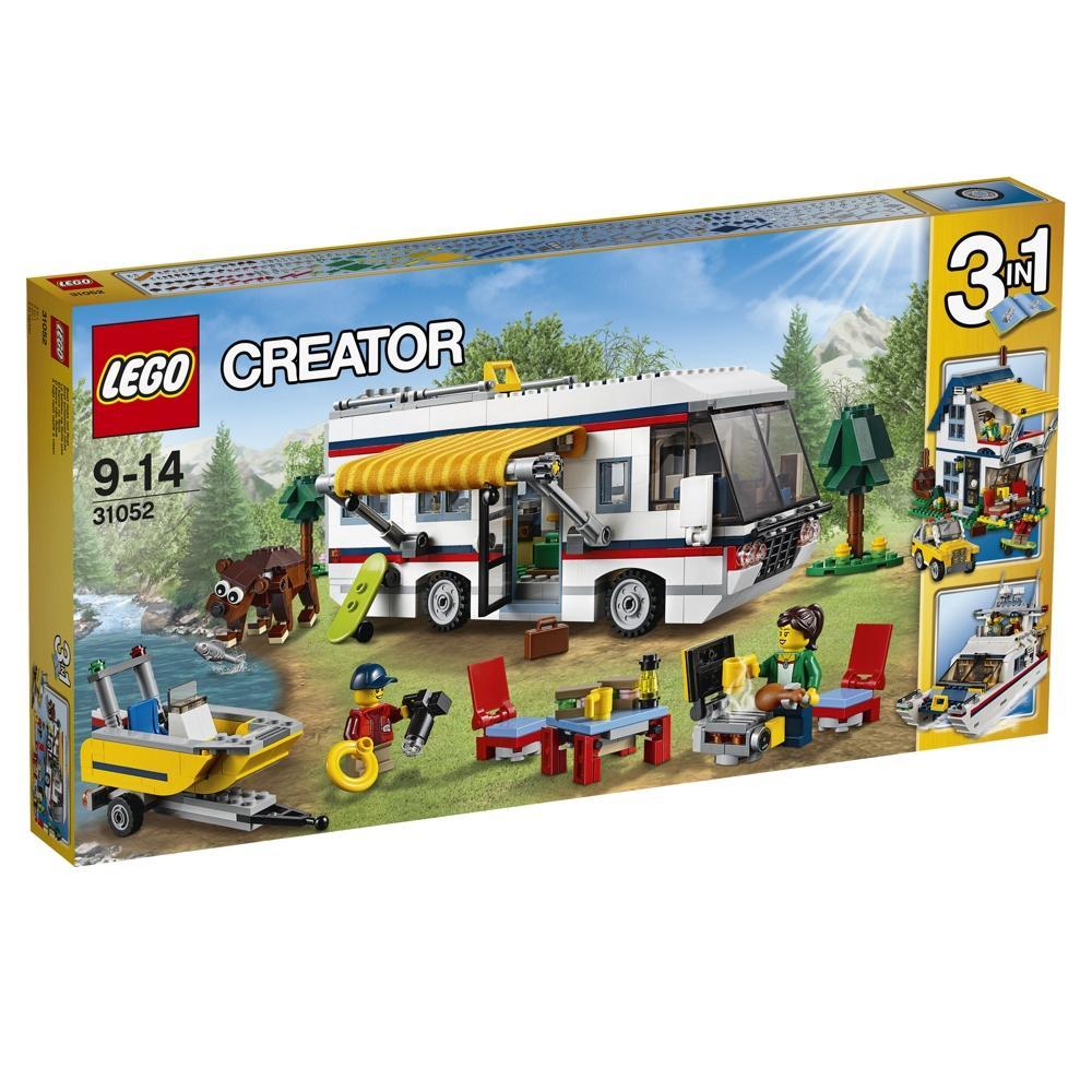 LEGO Creator 31052 Urlaubsreisen