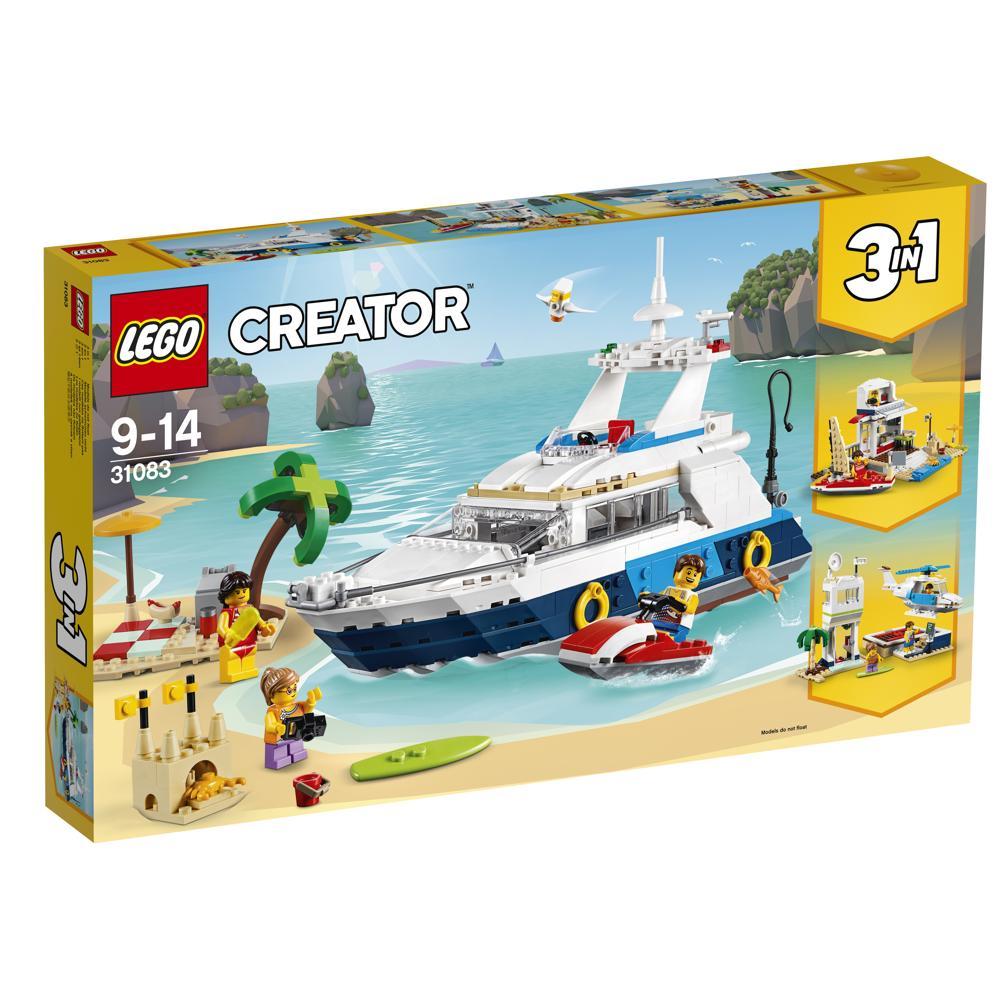 LEGO Creator 31083 Yacht