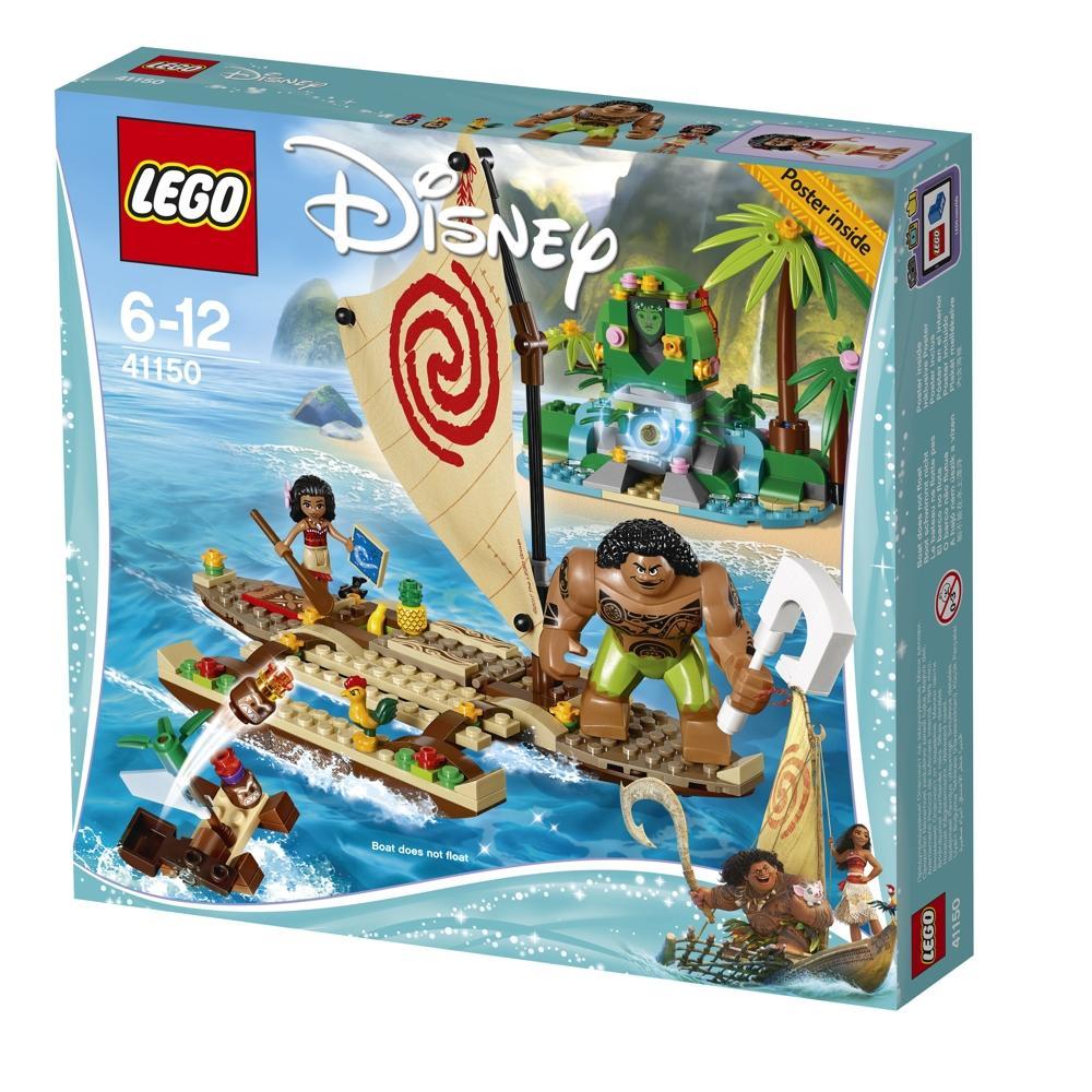 LEGO Princess 41150 Vaiana auf hoher See
