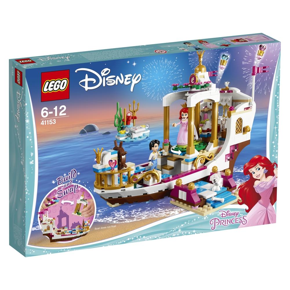 LEGO Princess 41153 Arielles Hochzeitsboot