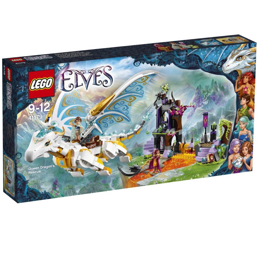 LEGO Elves 41179 Rettung der Drachenkönigin